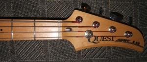Quest Bass Truss Rod Nut